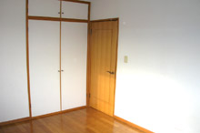 和室を洋室へリフォーム2