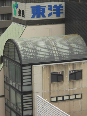 オクターブビル 屋根・カーテンウォール改修工事1