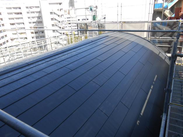 オクターブビル 屋根・カーテンウォール改修工事5