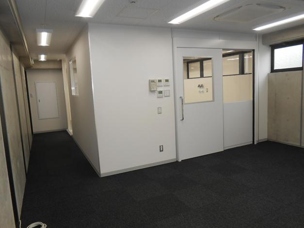 阪急クオリティーサポート食品検査センター移転工事4
