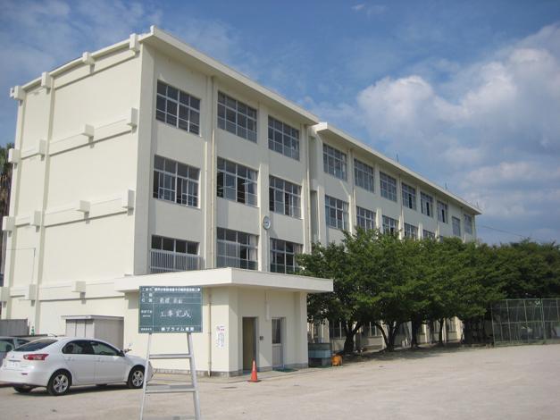 野芥小学校校舎外壁改修工事6